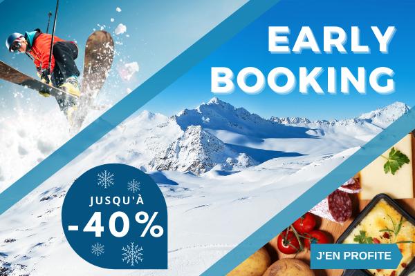 Les Hauts de Valmeinier Early Booking hiver 2022